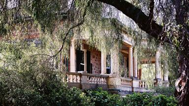 Inside the grandest homestead in the Barossa Valley