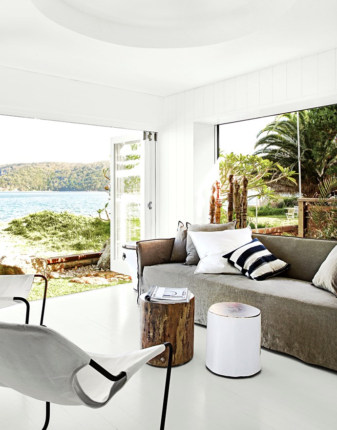Sydney home by Les Interieurs. Photograph by Felix Forest. From *Belle* February/March 2014.