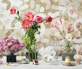 Flower show: styling ideas for spring flowers