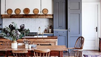 A multi-generational family farmhouse in the Macedon Ranges