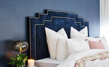 The Block 2018 master bedroom reveals: design duo Alisa and Lysandra have their say