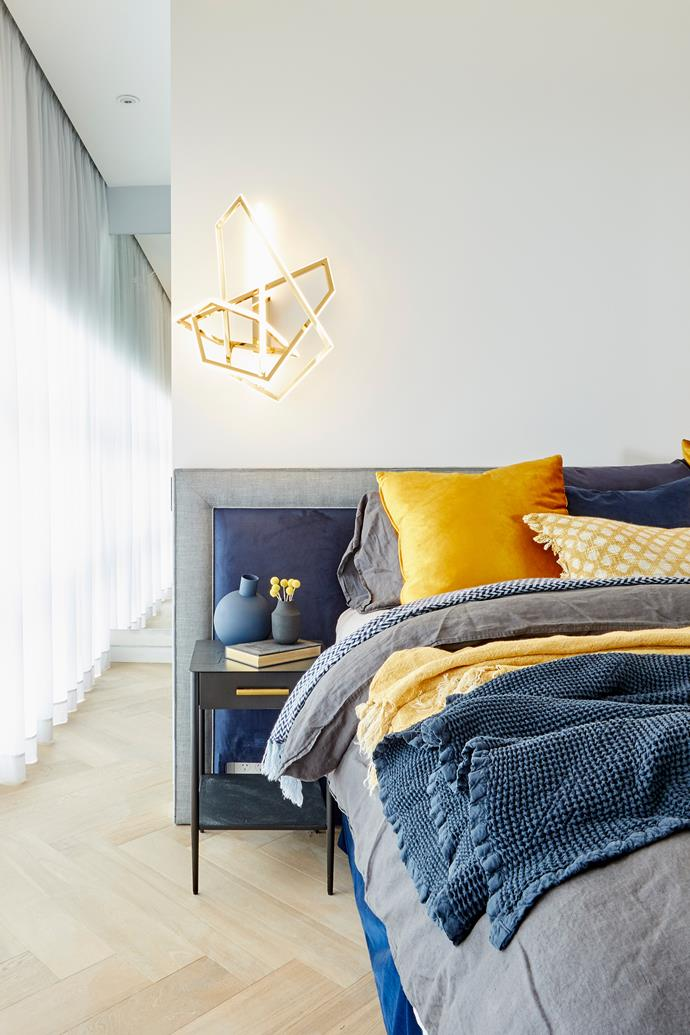 """'Chaumet Space-X' stainless steel LED **wall lamp**, $1350, from [Lucretia Lighting](https://lucretiashop.com.au/decorative/decorative-pendant-lights/featured/space-x-stainless-steel-led-wall-lamp.html