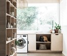 8 homes where laundries steal the show