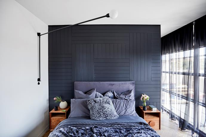 """Carla and Bianca's master bedroom may look great, but buyers will definitely be on the look-out for home with functioning [air-conditioning](https://www.homestolove.com.au/buyers-guide-to-air-conditioners-16488