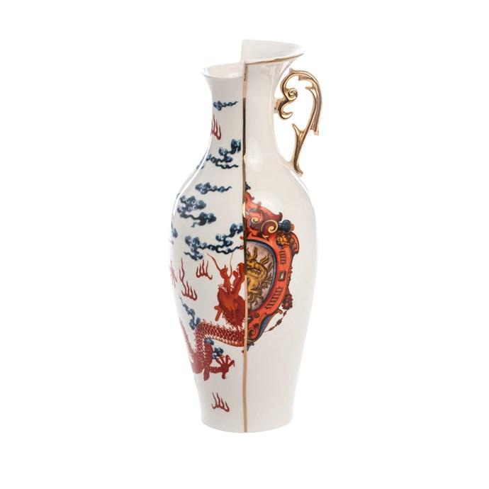 "Seletti ""Hybrid Adelma"" vase, $275, [Design Casa](https://designcasa.com.au/|target=""_blank""|rel=""nofollow"")"