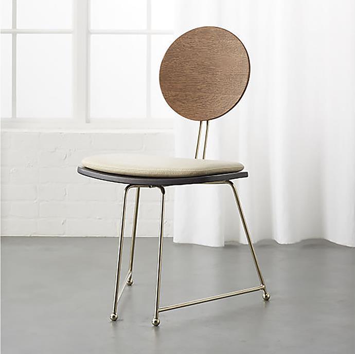 'Cercio' **chair**, $1026.32