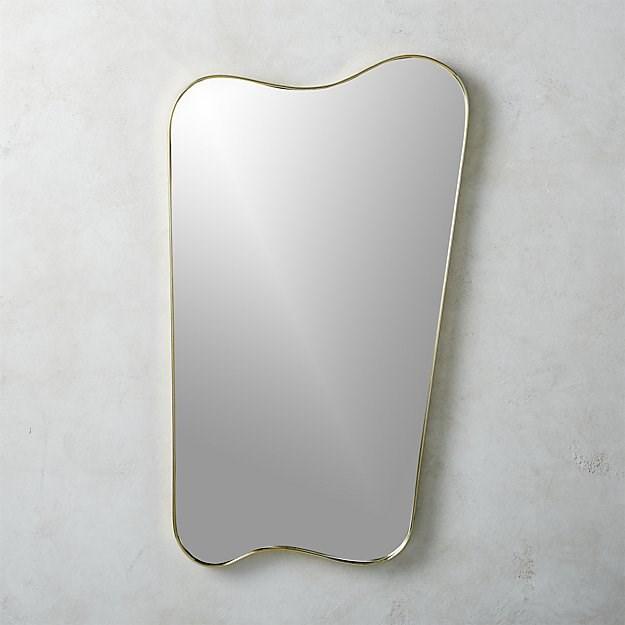 'Speccio' **mirror**, $732.67