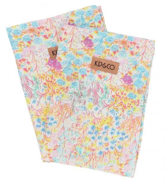 "'Little flowers' set of 6 linen **napkins**, $69, from [Kip & Co](https://kipandco.com.au/home/little-flowers-linen-napkins.html|target=""_blank""