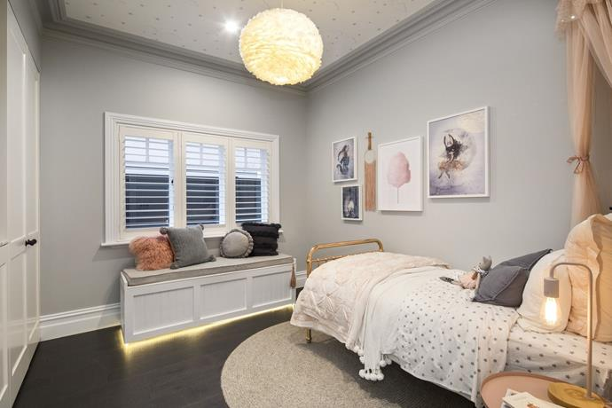 "**Kids' bedroom:** [Ronnie and Georgia's winning kids' bedroom](http://www.homestolove.com.au/the-block-2017-kids-bedroom-room-reveals-week-three-5591|target=""_blank"") was like something out of a fairytale. While Georgia was criticised for relying too heavily on Pinterest for her inspiration, there's no denying that the couple delivered a beautiful bedroom fit for a princess."