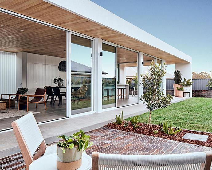 *House & Garden*'s My Ideal House used Viridian LightBridge™ to help create an energy-efficient household. *Image: Mirvac*