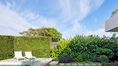 Step inside this flourishing garden by Sydney Harbour