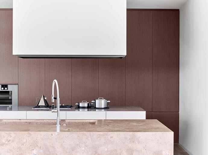 """The kitchen features state-of-the-art [Gaggenau](https://www.gaggenau.com.au/