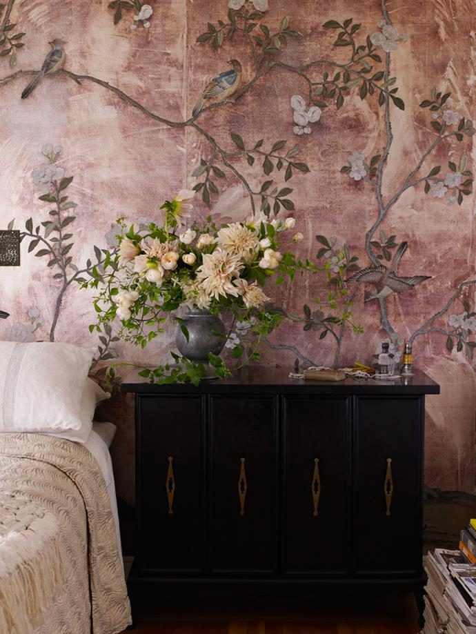 The bespoke wallpaper house has been a go-to for interior designers and celebrity homes alike.