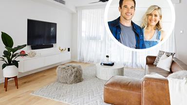 The Block 2018 living and dining room reveals: Michael and Carlene have their say