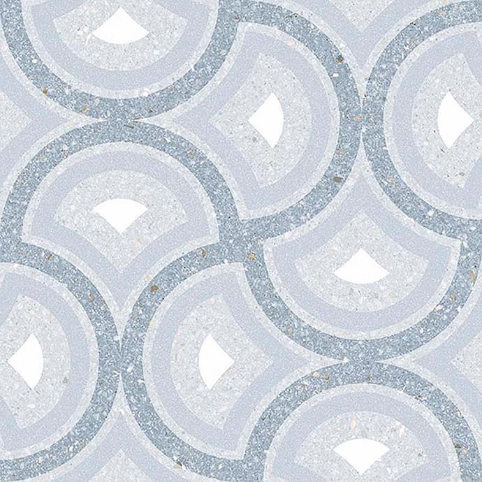 "Benaco 'Pigneto' **porcelain tiles** in Nube, 200x200mm, $95/m², [Di Lorenzo Tiles](https://www.dilorenzo.com.au/|target=""_blank""|rel=""nofollow"")."