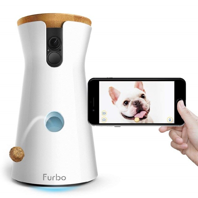 """Furbo dog camera, $359, [Amazon](https://www.amazon.com.au/Furbo-Dog-Camera-Tossing-Designed/dp/B01FXC7JWQ/ref=sr_1_1_sspa