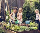 How to get your kids to enjoy gardening