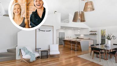 The Block's Kyal and Kara's first home has sold for over $1M