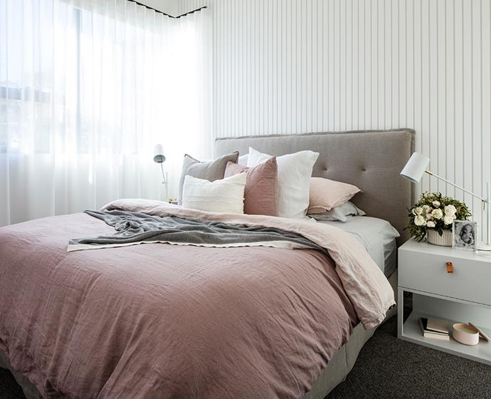 """""""The Linea Weatherboard gave the exterior some much-needed texture and softened the look. It was so important that the home did not feel too cold."""""""