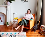 Steal some styling tips from Beci Orpin's bedroom makeover