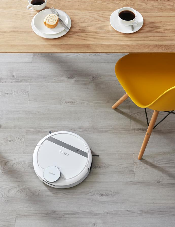 """The DEEBOT 900 is available from [Harvey Norman](https://www.harveynorman.com.au/