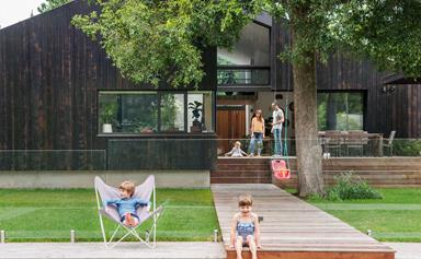 A modern family home with Nordic style in Adelaide