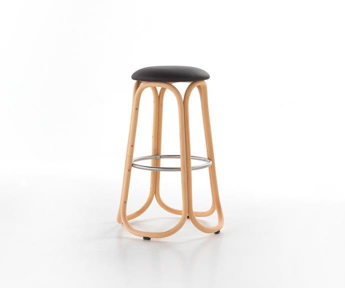 "Expormim 'Gres' stool, from $1523.50, [Ke-Zu](https://www.kezu.com.au/|target=""_blank""|rel=""nofollow"")"