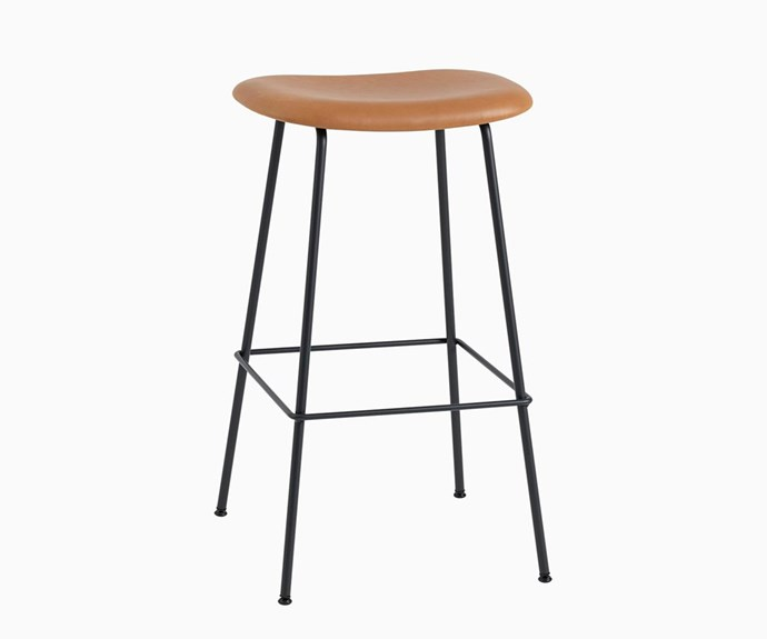 "Muuto 'Fiber' bar stool, $948, [Top3 By Design](http://top3.com.au/|target=""_blank""|rel=""nofollow"")"