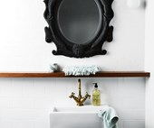 Get the look: 4 perfect powder rooms