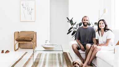 A Byron Bay home filled with handcrafted finds