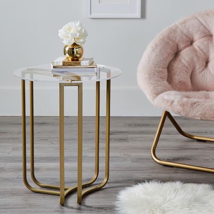 Farrah Side Table, $273.35