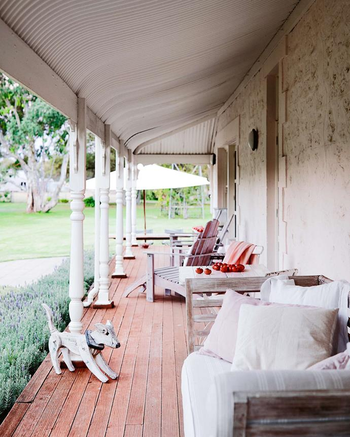 "Adirondack chairs and a day bed from Sydney's [Orson & Blake](http://www.orsonandblake.com.au/|target=""_blank""