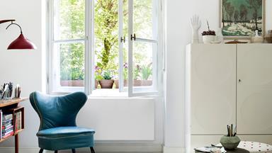 An eclectic period apartment in Munich