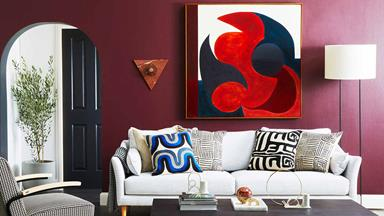 Sofa styling tips with our style editor Jono Fleming