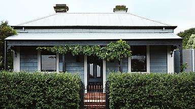 Victorian weatherboard cottage tour