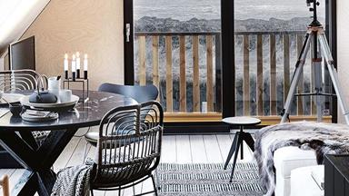 Nordic elements and Japanese simplicity transformed this Iceland home