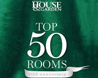 Australian House & Garden: Top 50 Rooms 2018