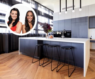 Bianca and Carla apartment The Block