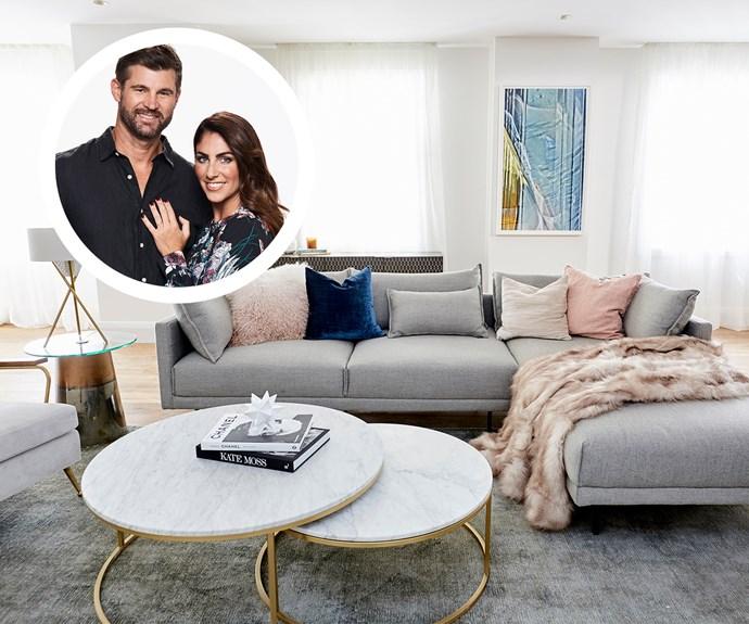 Hayden and Sara apartment The Block 2018