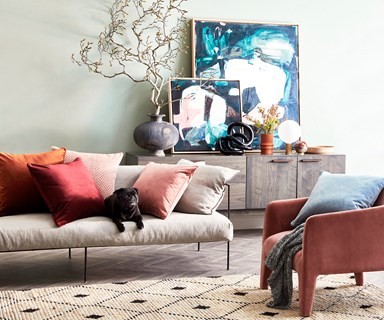 How to style a lounge with stylist Matt Page