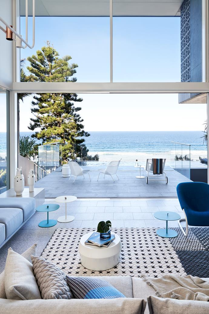 """Whispers of [Palm Springs](https://www.homestolove.com.au/palm-springs-style-beach-house-19258