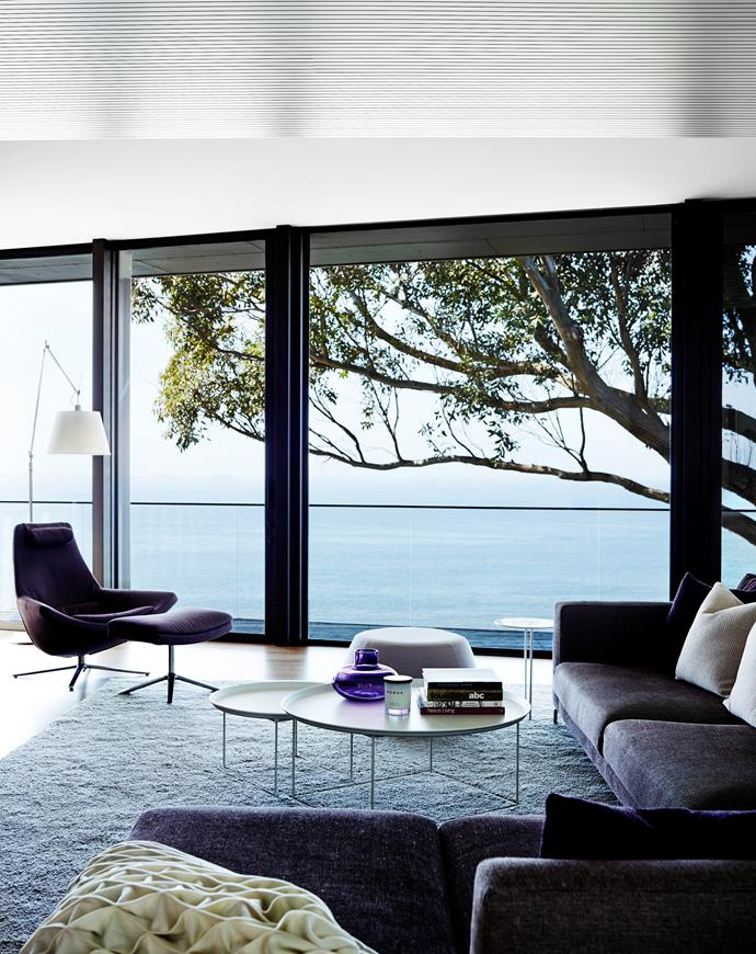 Nexus Design were engaged to work on the interior design and decoration of this bucolic Victorian coastal house designed by architect Reno Rizzo of Inarc.