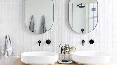 How to add a design statement to your bathroom