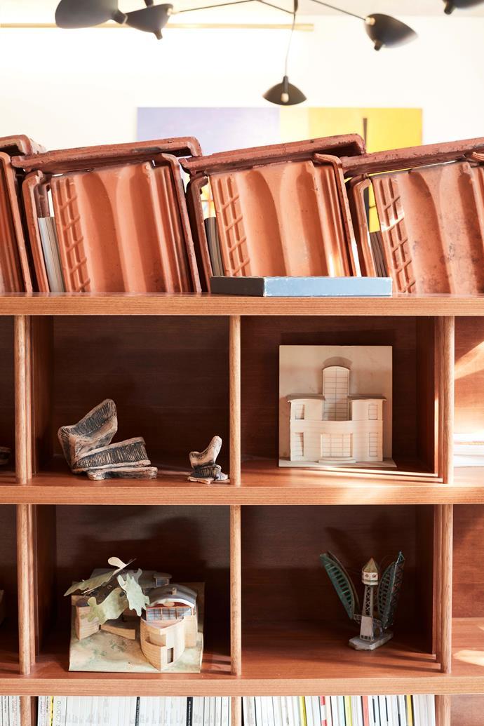 Queensland maple timber joinery. Handmade models by Luigi Rosselli.