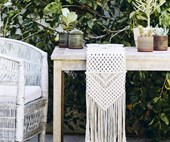 Macrame decor: how to decorate with macrame