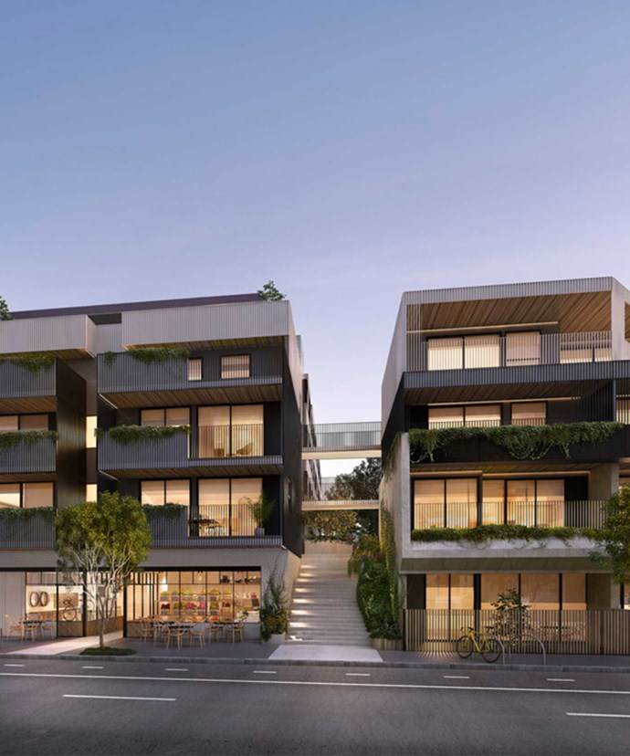 "With 49 apartments, 18 townhouses and retail space, 122 Roseneath Street at Clifton Hill is a collaboration of [Wulff Projects](http://wulffprojects.com.au/|target=""_blank"") and Assemble."