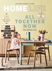 Homelife magazine cover