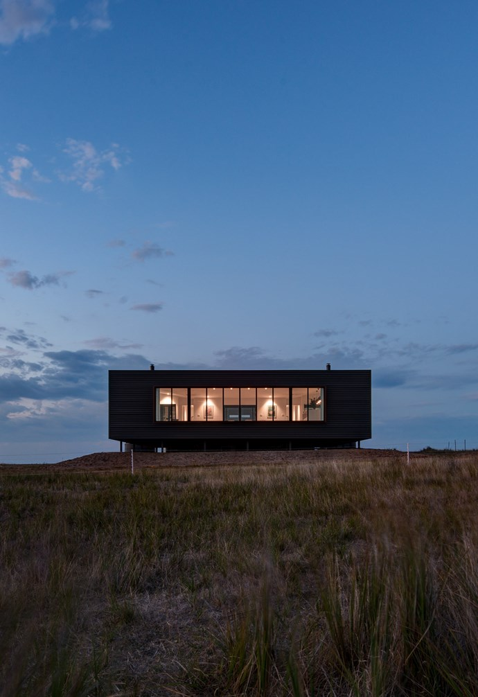 **Prefabricated** The isolated location made building on-site an unrealistic goal, so Lai Cheong Brown explored prefabricated options. *Photography: Jaime Diaz-Berrio*.