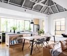 An eco-friendly kitchen renovation on a budget