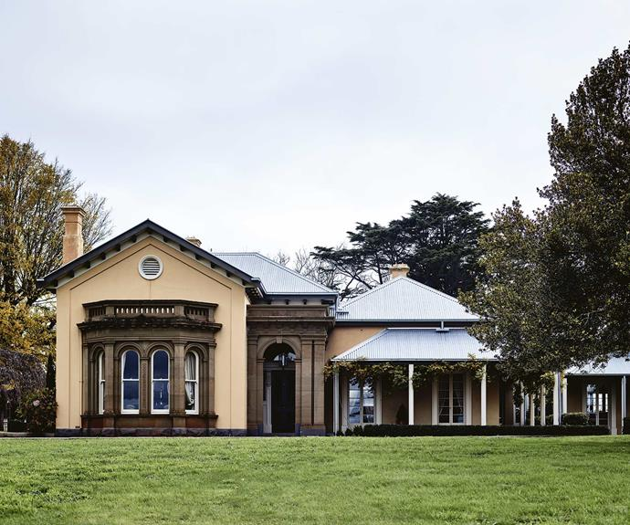 """If you think this [Victorian homestead looks fit for royalty](https://www.homestolove.com.au/fit-for-royalty-historic-homestead-in-central-victoria-13896